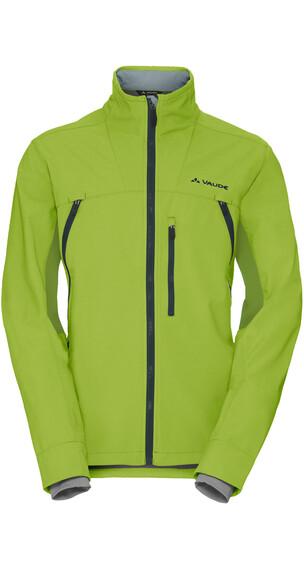 VAUDE Morzine Softshell Jacket Men chute green